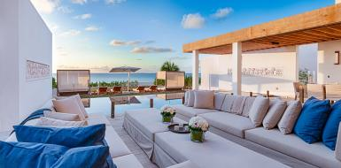 Kishti East Anguilla Luxury Vacation Rental Oceanfront holiday home