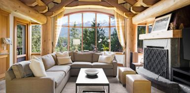 Blueberry Estate Chalet Luxury vacation rental in Whistler Canada holiday home