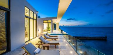 Turks & Caicos Luxury Vacation Rentals Stark Villa