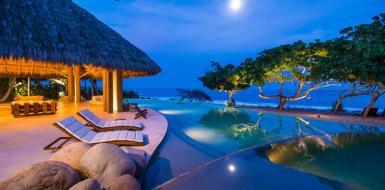 Luxury Oceanfront rental in punta mita mexico