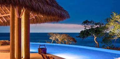 Luxury Oceanfront rental in punta mita mexico