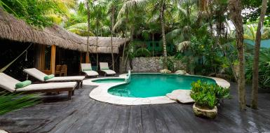 Tulum villa for rent