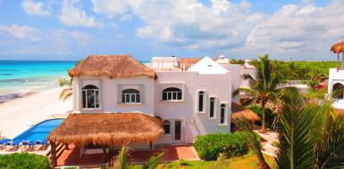 playa del Secreto luxury villa