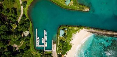 seychelles private fregate island