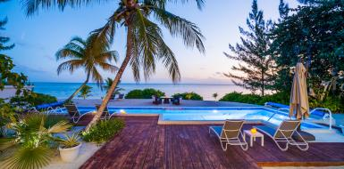 Cayman Luxury Villa for rent