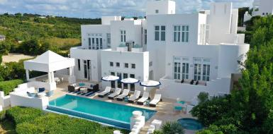Anguilla Luxury Vacation Rental Villa Sand