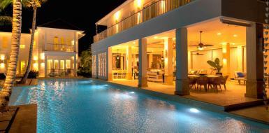 Luxury Arrecife 22 Villa Rental Punta Cana