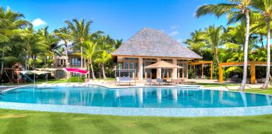 Luxury Vacation Villa Ammonite Punta Cana