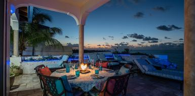 Luxury Oceanfront Vacation Rental Villa Ambrosia Anguilla