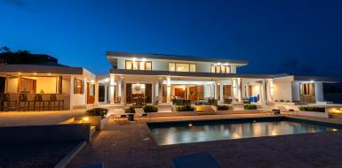 Three Dolphins Luxury Vacation Rental Villa In Anguilla