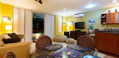 Residencias Reef Condo 8240 Beachfront Rental Cozumel