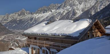 Luxury Chalet Norel Chamonix French Alps