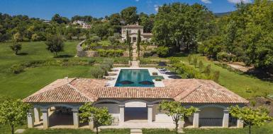 Domain De Liz Luxury Vacation Rental Villa Vence France