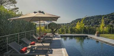 saint paul de vence luxury villa