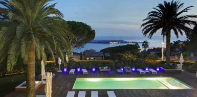 Modern Villa Odin Cannes Hills Luxury Vacation Rental