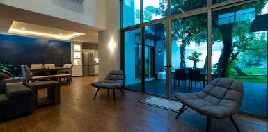 luxury villa in cozumel