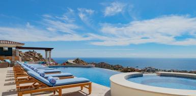 oceanfront rentals Los Cabos