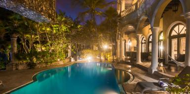 Tulum Villa Kass Beacfront Rental