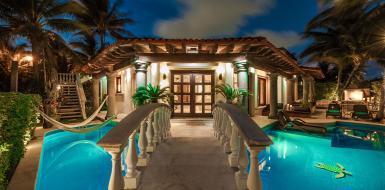 Playacar Luxury Villa Estrella De Mar For Rent
