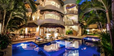Playa Del Carmen Vacation Rental Villa Mirasol