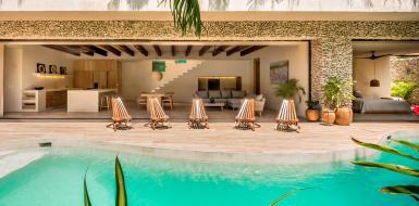 Tulum Villa Verde Luxury Rental Aldea Zama