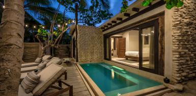 Tulum Beach Luxury Villa Chukum Vacation Rental