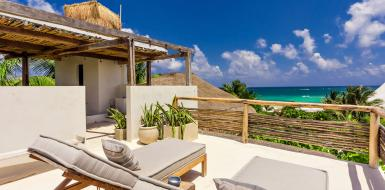 Tulum Beach Luxury Casa Chakte For Rent