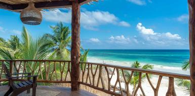 Tulum Beach Rental Casa Ganesh