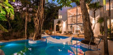 Playacar Vacation Rental Casa Los Charcos