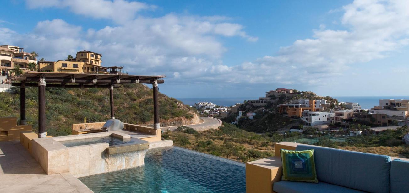 Los Cabos luxury villas