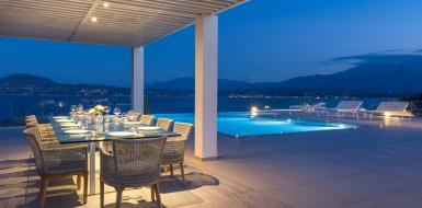 Greek Islands oceanfront rentals