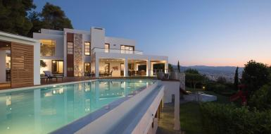 oceanfront rentals in greece