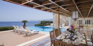 Crete Greece villa rentals