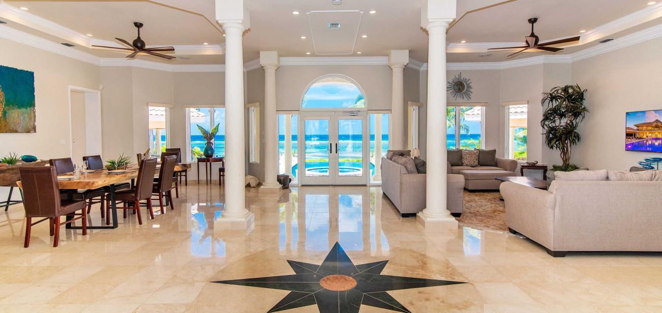 cayman villa rentals