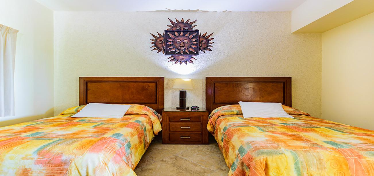 Villa Las Uvas Three Bedroom Unit With Double Beds