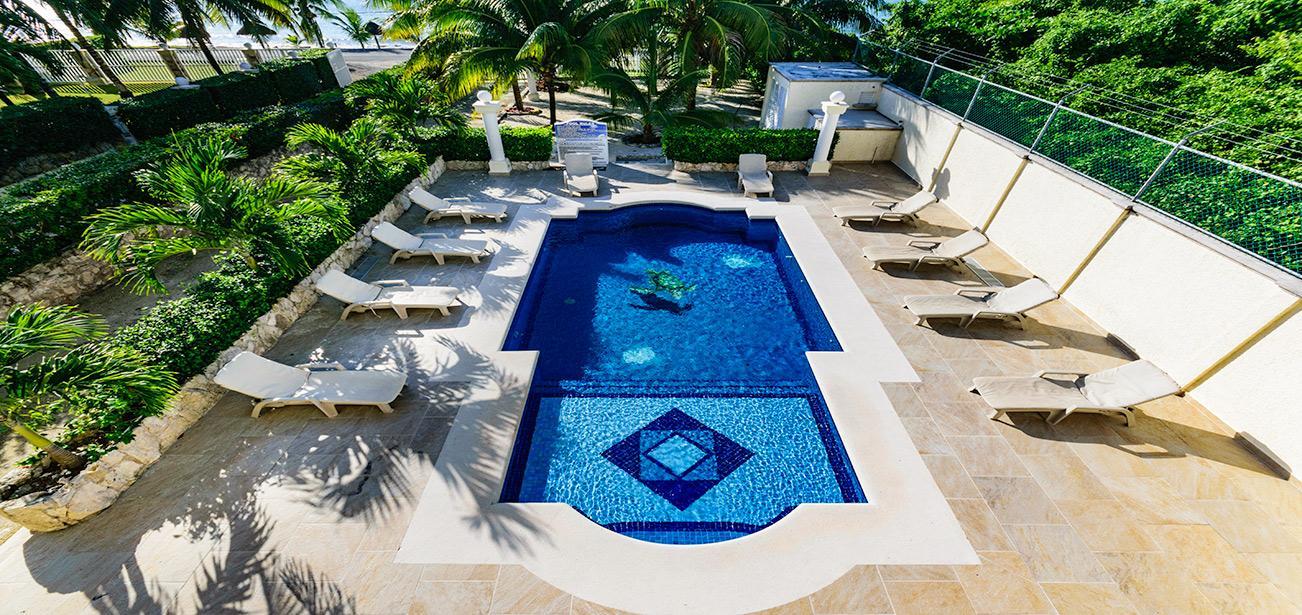 Villa Las Uvas Three Bedroom Condo For Rent With Massive Swimming Pool
