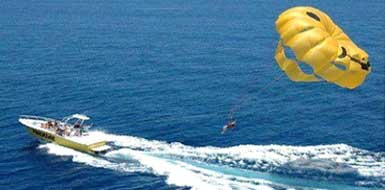 Exciting Riviera Maya Parasailing Excursion